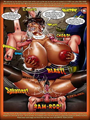 Interracial Comics Spurts Illustrated- World of Smudge Porn Comic 04