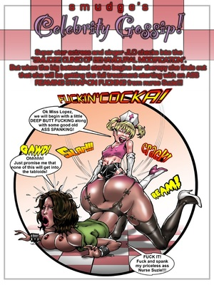 Interracial Comics Spurts Illustrated- World of Smudge Porn Comic 05