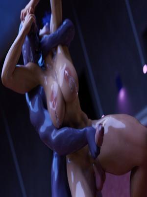 3D Porn Comics Squarepeg3D- Futa Effect – Heilla vs Melanie Porn Comic 23