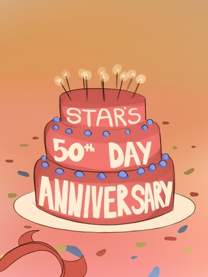 Porn Comics - Adult – Star's 50th Day Anniversary Porn Comic