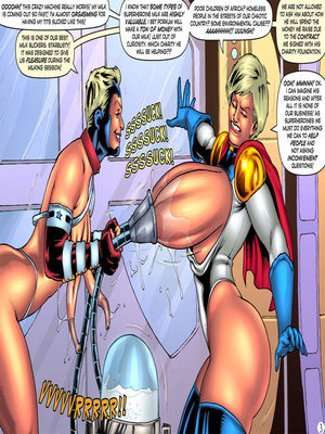 Porncomics Starbusty- Drained Tits Porn Comic 03