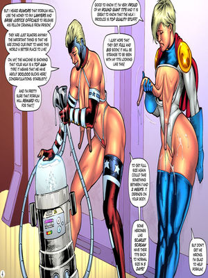 Porncomics Starbusty- Drained Tits Porn Comic 04