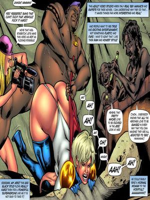 Porncomics Starbusty- Drained Tits Porn Comic 07