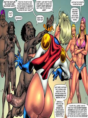 Porncomics Starbusty- Drained Tits Porn Comic 12