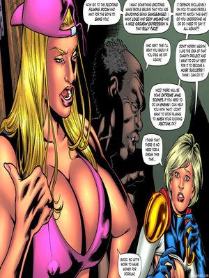 Porncomics Starbusty- Drained Tits Porn Comic 15