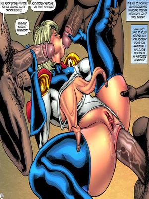 Porncomics Starbusty- Drained Tits Porn Comic 21