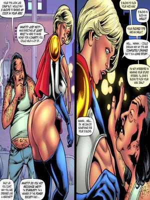 Porncomics Starbusty- Drained Tits Porn Comic 26