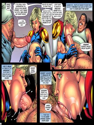 Porncomics Starbusty- Drained Tits Porn Comic 27