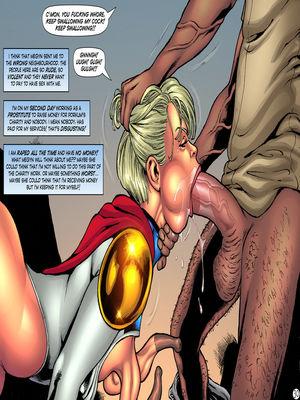 Porncomics Starbusty- Drained Tits Porn Comic 30