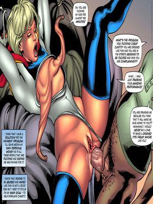 Porncomics Starbusty- Drained Tits Porn Comic 31