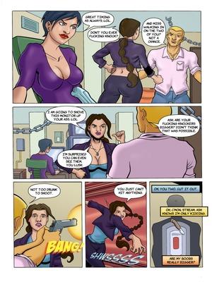Adult Comics Stream 01- Mind Control Porn Comic 05