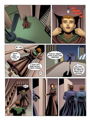 Adult Comics Stream 01- Mind Control Porn Comic 09