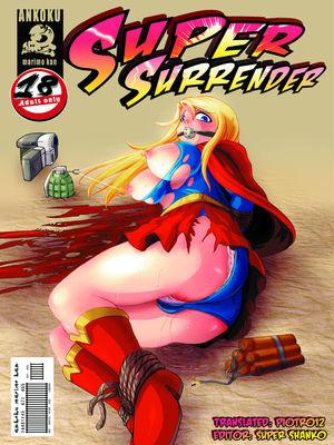 Porn Comics - Adult – Super Surrender (Supergirl) Porn Comic