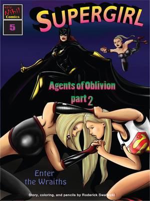 Porn Comics - Supergirl- Agents of Oblivion Part 2 free Porn Comic
