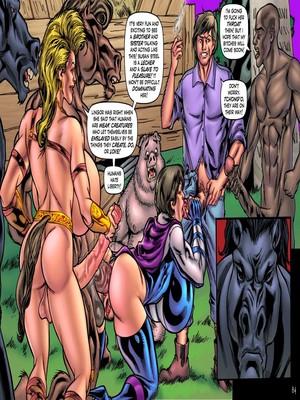 SuperHeroineComixxx- Alien Orgy Farm – Part 2 free Porn Comic sex 04