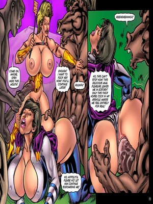 SuperHeroineComixxx- Alien Orgy Farm – Part 2 free Porn Comic sex 06