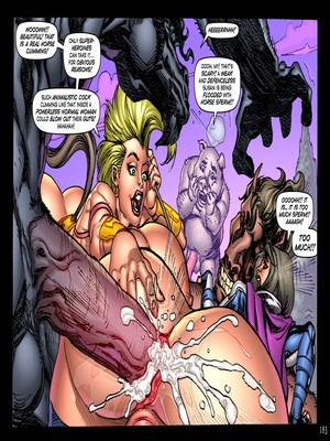 SuperHeroineComixxx- Alien Orgy Farm – Part 2 free Porn Comic sex 102
