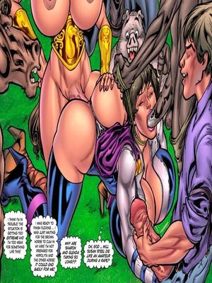 SuperHeroineComixxx- Alien Orgy Farm – Part 2 free Porn Comic sex 12