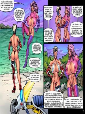SuperHeroineComixxx- Alien Orgy Farm – Part 2 free Porn Comic sex 13