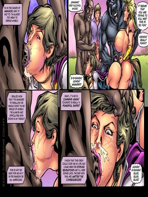 SuperHeroineComixxx- Alien Orgy Farm – Part 2 free Porn Comic sex 20