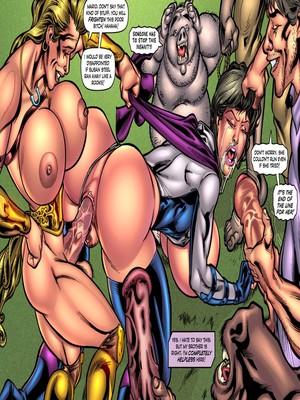 SuperHeroineComixxx- Alien Orgy Farm – Part 2 free Porn Comic sex 22