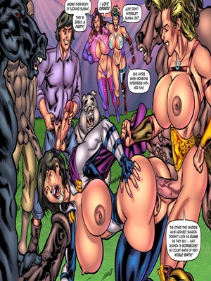 SuperHeroineComixxx- Alien Orgy Farm – Part 2 free Porn Comic sex 23