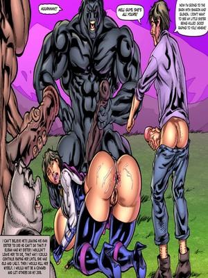 SuperHeroineComixxx- Alien Orgy Farm – Part 2 free Porn Comic sex 34