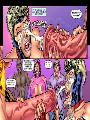 SuperHeroineComixxx- Alien Orgy Farm – Part 2 free Porn Comic sex 38