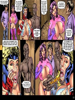 SuperHeroineComixxx- Alien Orgy Farm – Part 2 free Porn Comic sex 40