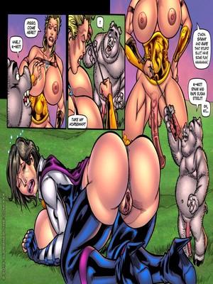 SuperHeroineComixxx- Alien Orgy Farm – Part 2 free Porn Comic sex 47