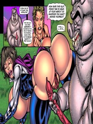SuperHeroineComixxx- Alien Orgy Farm – Part 2 free Porn Comic sex 51