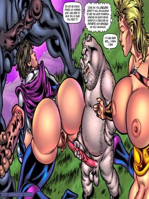 SuperHeroineComixxx- Alien Orgy Farm – Part 2 free Porn Comic sex 52