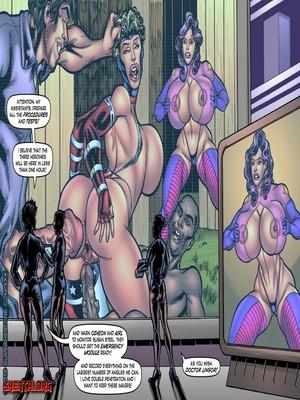 SuperHeroineComixxx- Alien Orgy Farm – Part 2 free Porn Comic sex 58