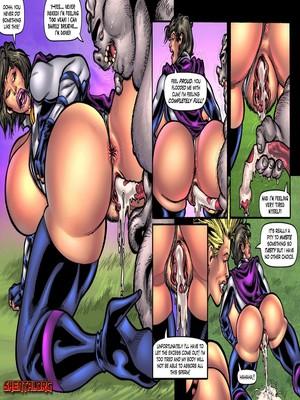 SuperHeroineComixxx- Alien Orgy Farm – Part 2 free Porn Comic sex 62