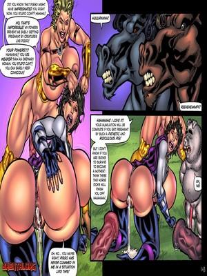SuperHeroineComixxx- Alien Orgy Farm – Part 2 free Porn Comic sex 63