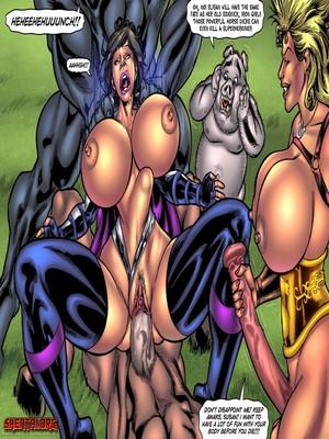 SuperHeroineComixxx- Alien Orgy Farm – Part 2 free Porn Comic sex 76