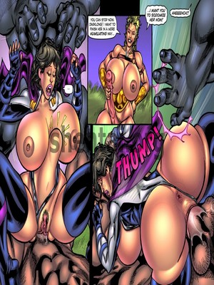 SuperHeroineComixxx- Alien Orgy Farm – Part 2 free Porn Comic sex 80
