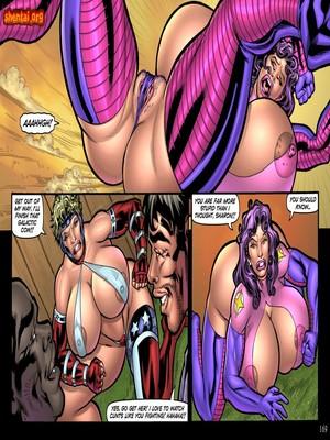 SuperHeroineComixxx- Alien Orgy Farm – Part 2 free Porn Comic sex 89