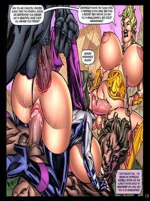 SuperHeroineComixxx- Alien Orgy Farm – Part 2 free Porn Comic sex 97