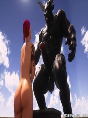 3D Porn Comics Supro- Krissy And The Minotaur Porn Comic 100