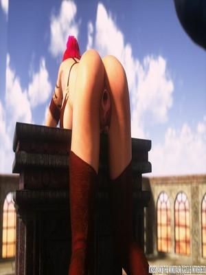 3D Porn Comics Supro- Krissy And The Minotaur Porn Comic 50