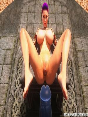 3D Porn Comics Supro- Krissy And The Minotaur Porn Comic 65
