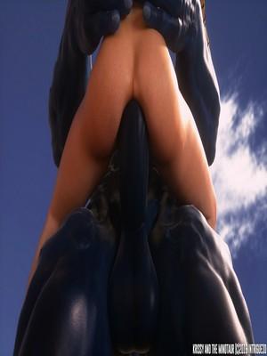 3D Porn Comics Supro- Krissy And The Minotaur Porn Comic 79