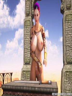 3D Porn Comics Supro- Krissy And The Minotaur Porn Comic 97