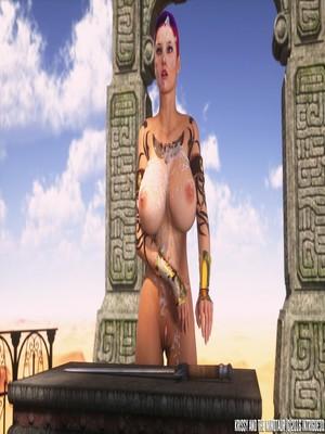 3D Porn Comics Supro- Krissy And The Minotaur Porn Comic 98