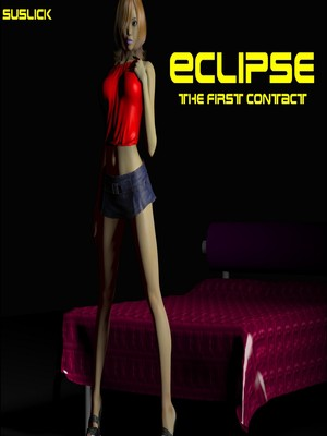 Porn Comics - Suslick- Eclipse The First Contact free Porn Comic