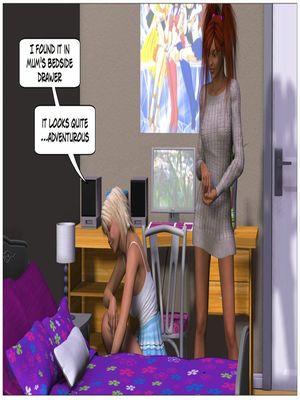 3D Porn Comics Taboo Studios- Hellbound Episode 2 Porn Comic 08