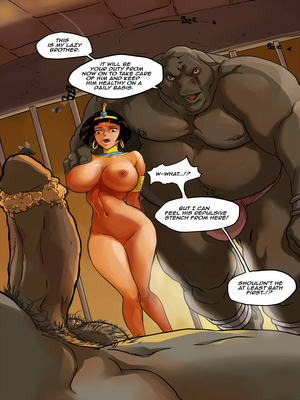 Tales of Opala- The Enslaved Queen free Porn Comic sex 02