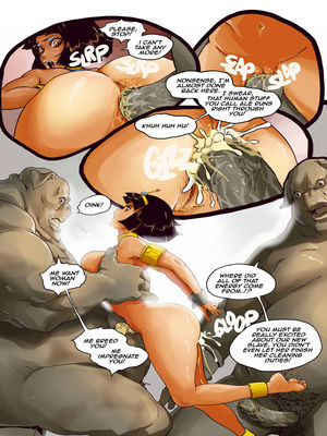 Tales of Opala- The Enslaved Queen free Porn Comic sex 08