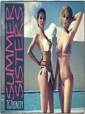 Porn Comics - TGTrinity- Summer Sisters free Porn Comic